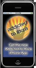 Addictedtoibiza iPhone app
